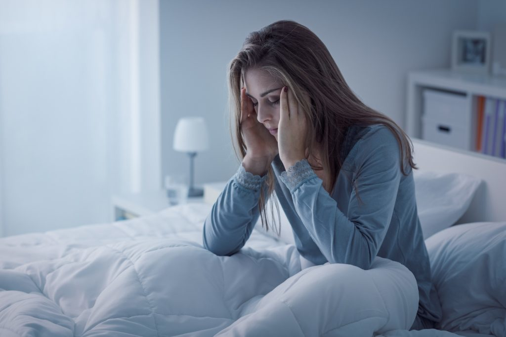 Симптомы женского простатита