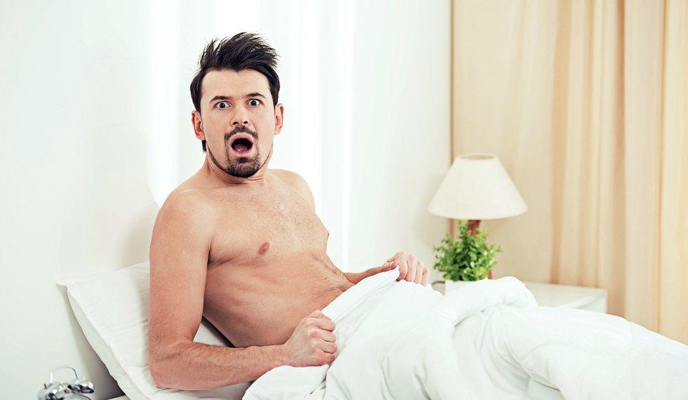 Влияния простатита на мужскую фертильность