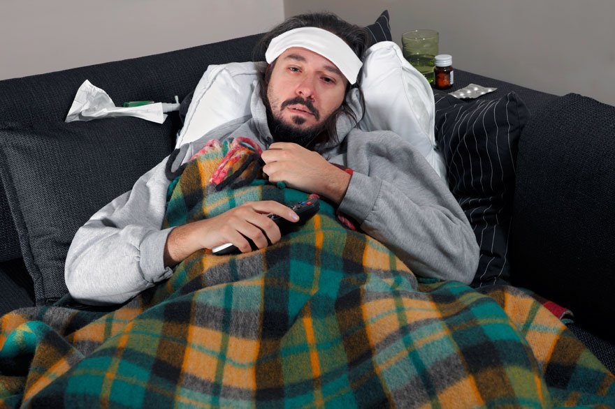 Причины вирусного простатита