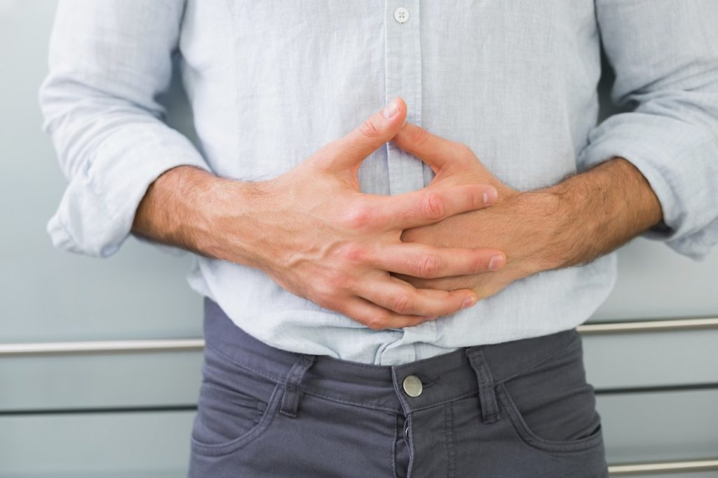 Воздействие простатита на кишечник