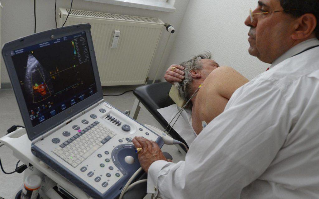 Диагностика простаты c помощью УЗИ