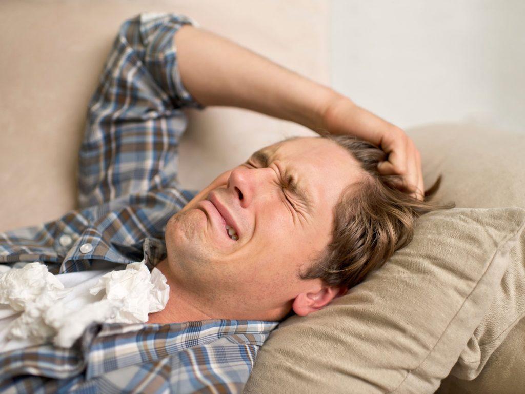 Сопутствующие заболевания при хроническом простатите