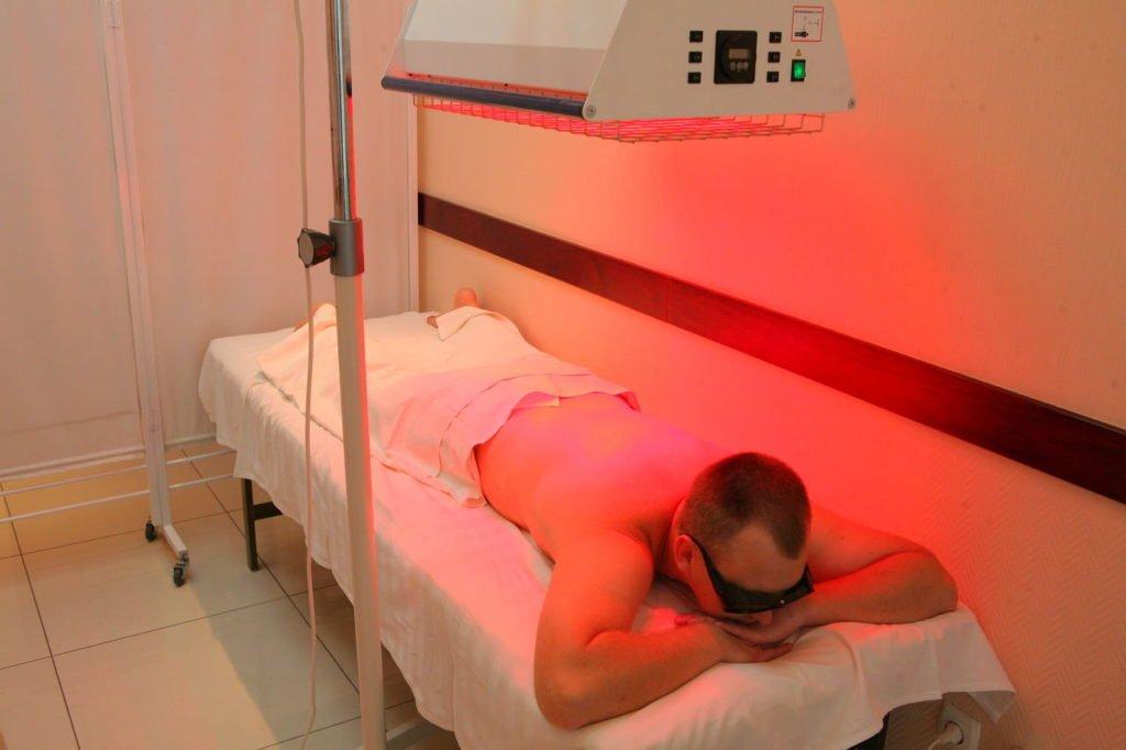 Лечебный эффект прогревания при простатите