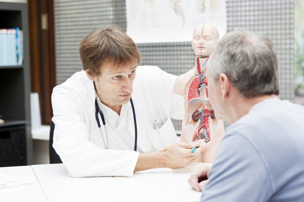 Норма и отклонения анализов ПСА при простатите