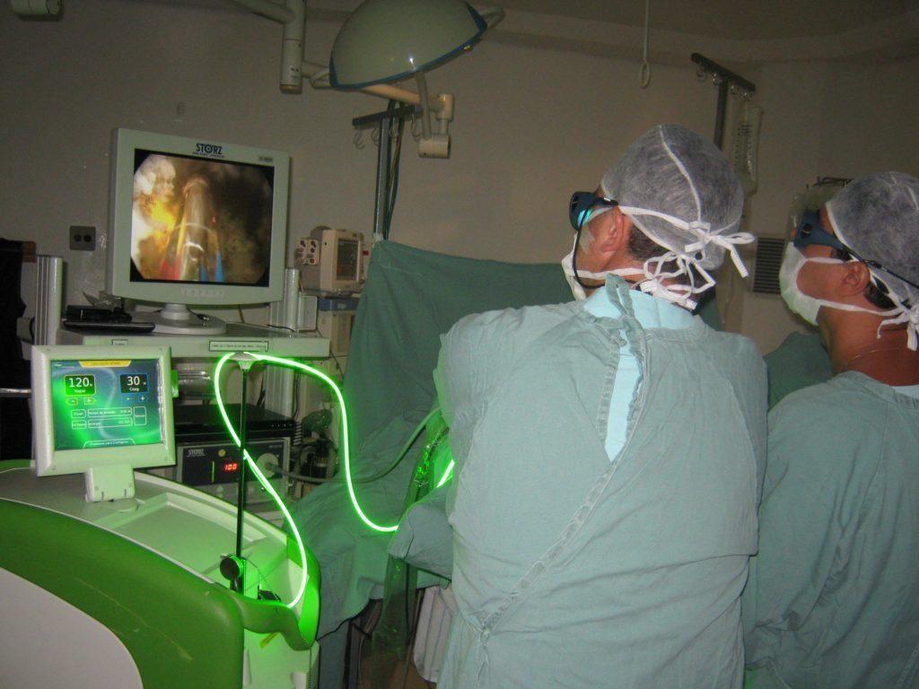 Лечение простатита лазером: особенности проведения, отзывы пациентов