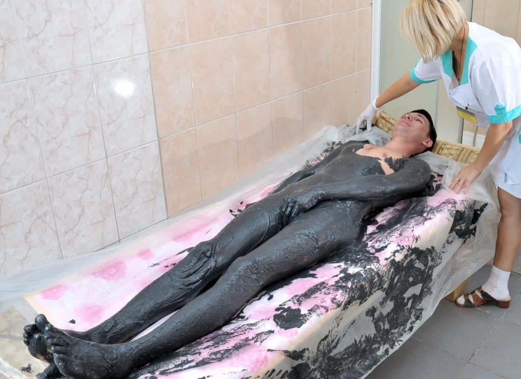 Лечение простатита грязями: что такое сакская грязь и как ее применять?