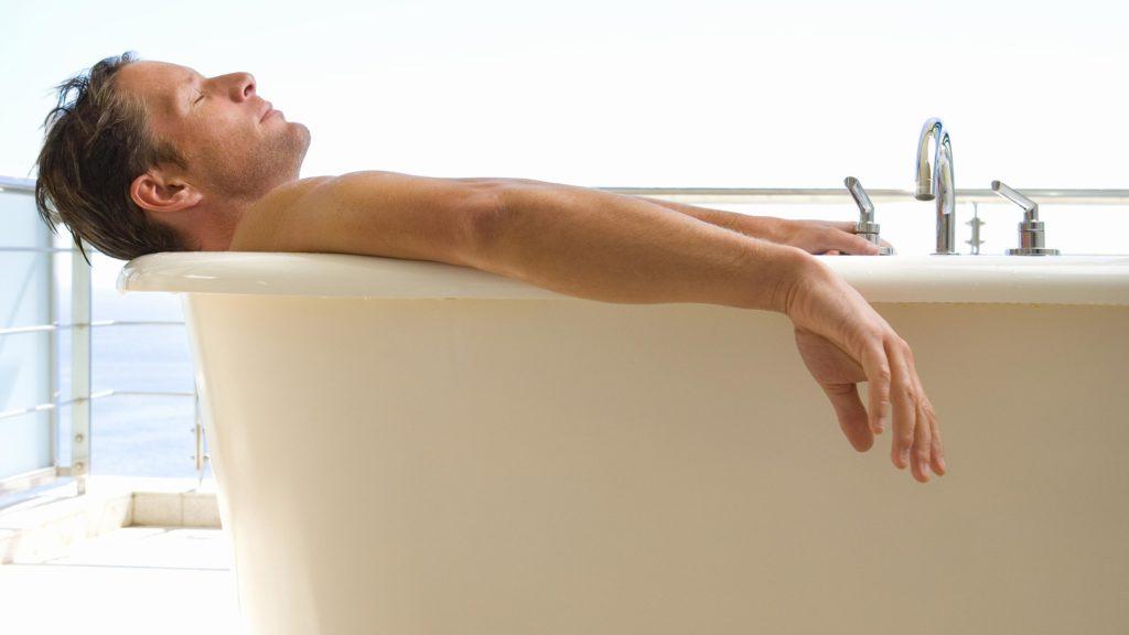 Скипидарные ванны при простатите - Все про потенцию