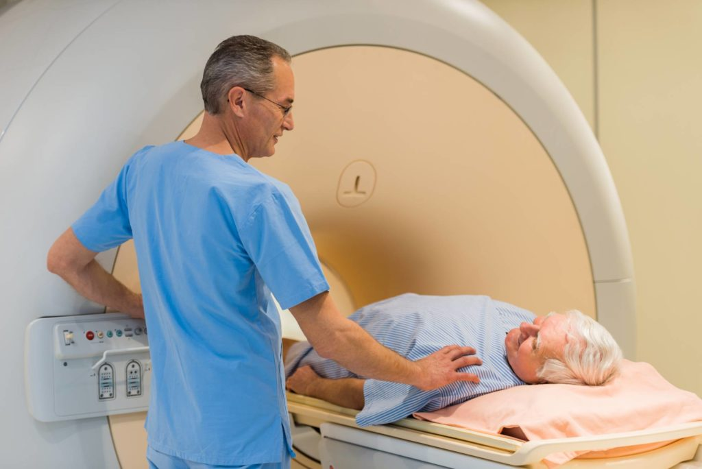 Диагностика калькулезного простатита с помощью МРТ