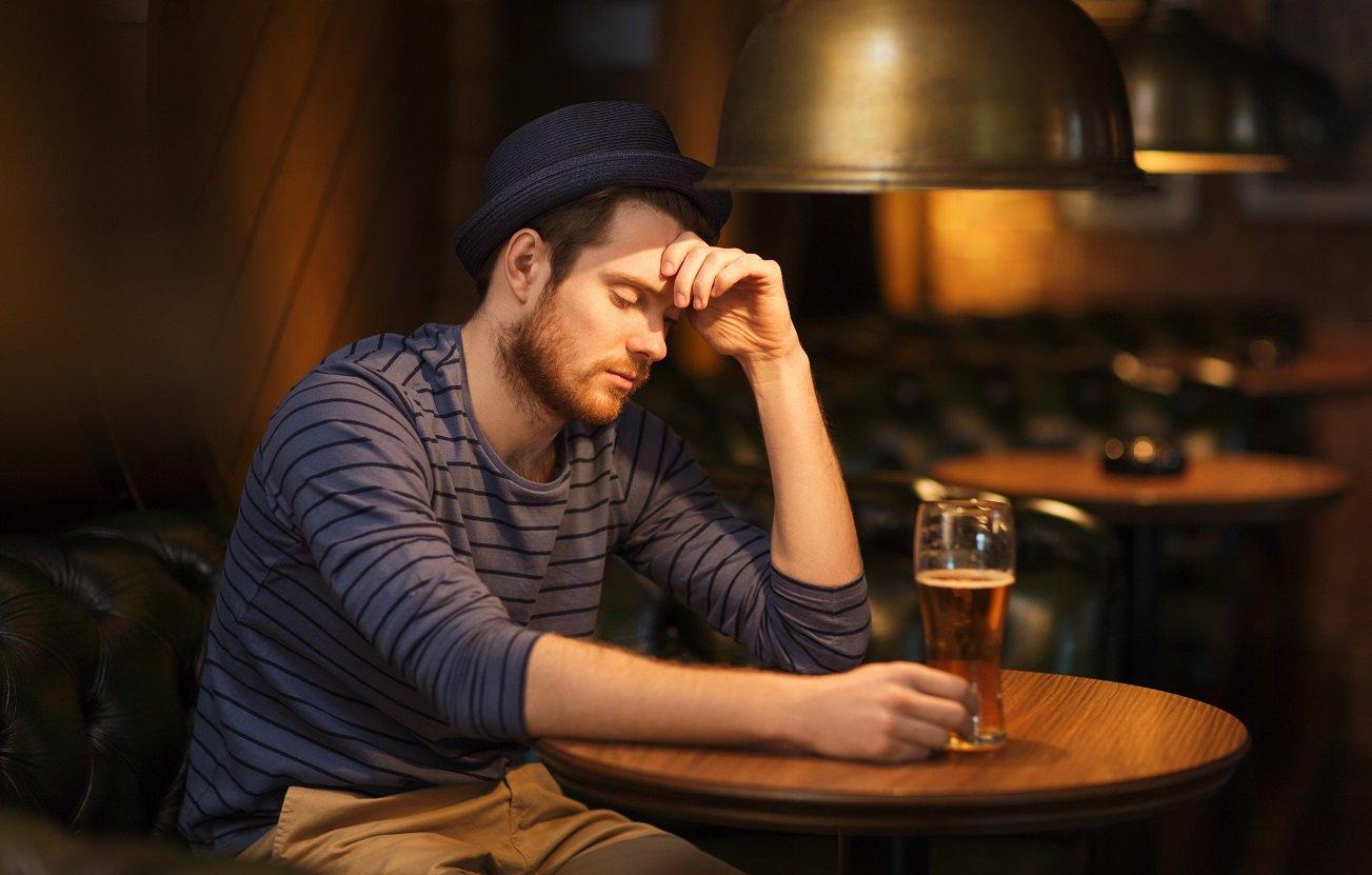 Можно ли пить алкоголь при простатите? Пиво, вино, водка