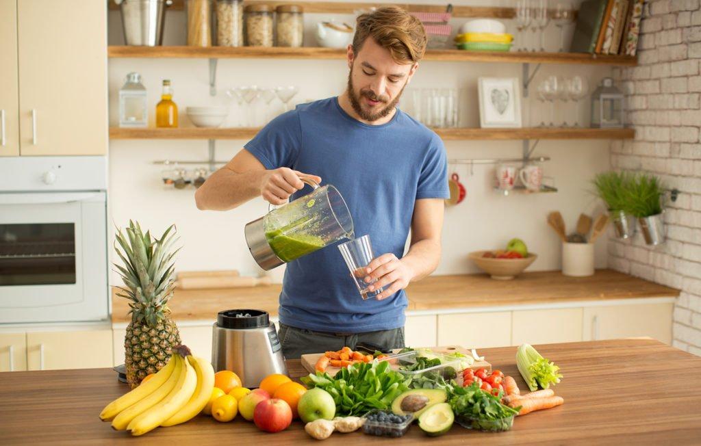 Питание при формах простатита