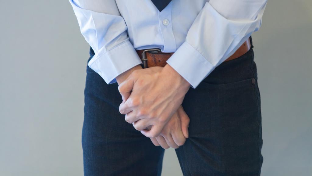 Симптоматическая картина острого простатита