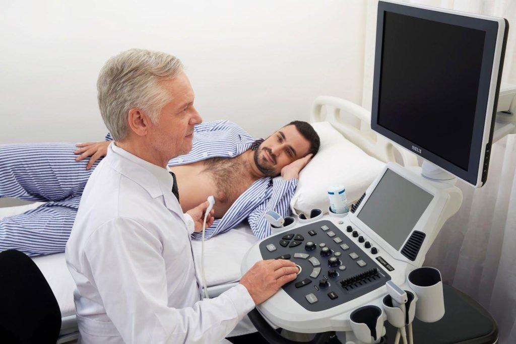 Простатит на УЗИ: признаки хронического воспаления, подготовка и этапы проведения обследования