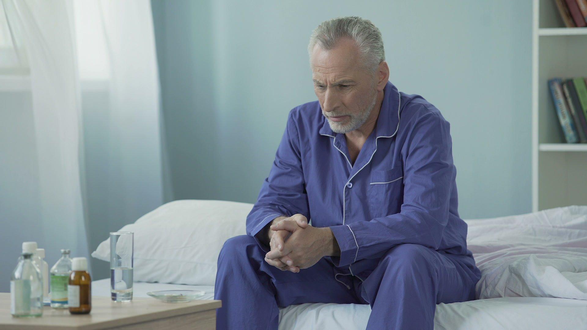 боль при обострении хронического простатита в простате