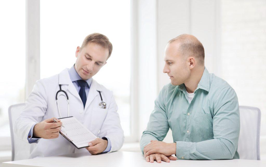 Опасность хронического простатита