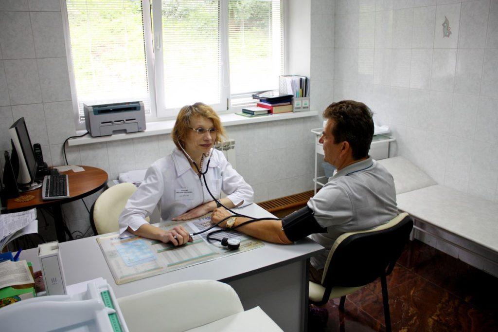 Терапевтическое действие Простата Форте