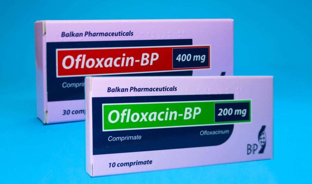 Офлоксацин при простатите: схема лечения и особенности применения