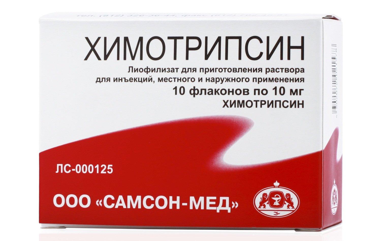 Аналог препарата Лидаза при простатите