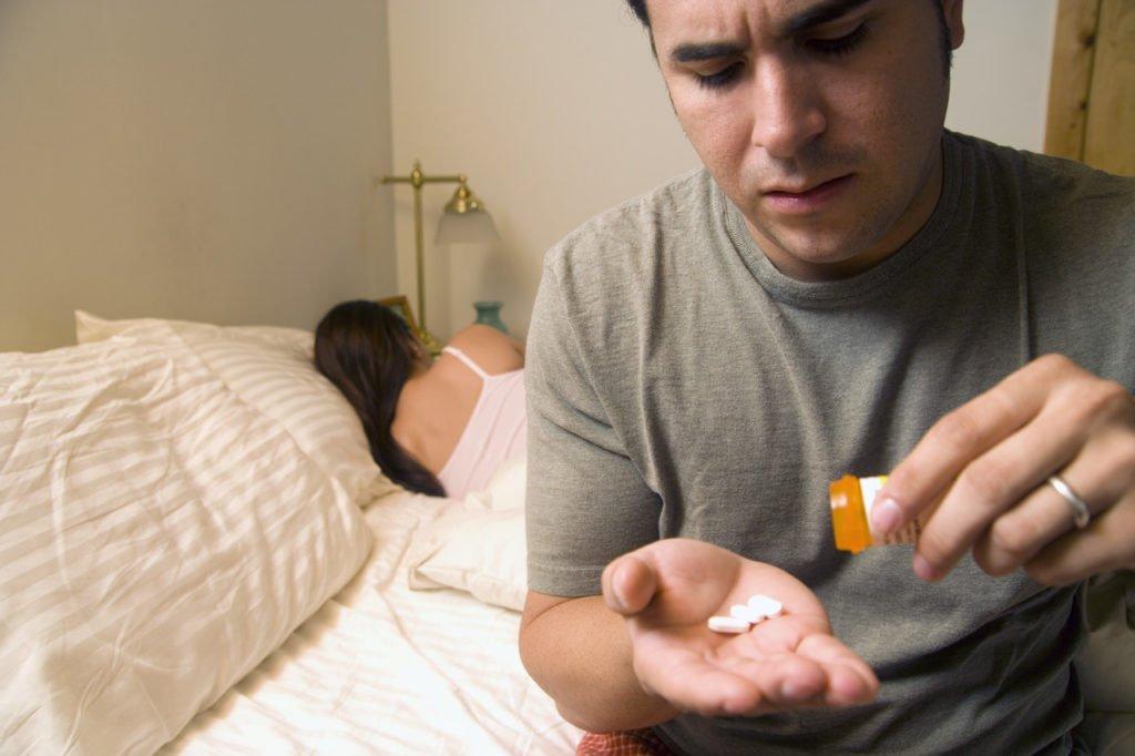 Показания к применению Офлоксацина при простатите
