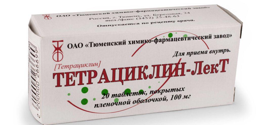 Аналог Доксициклина при простатите
