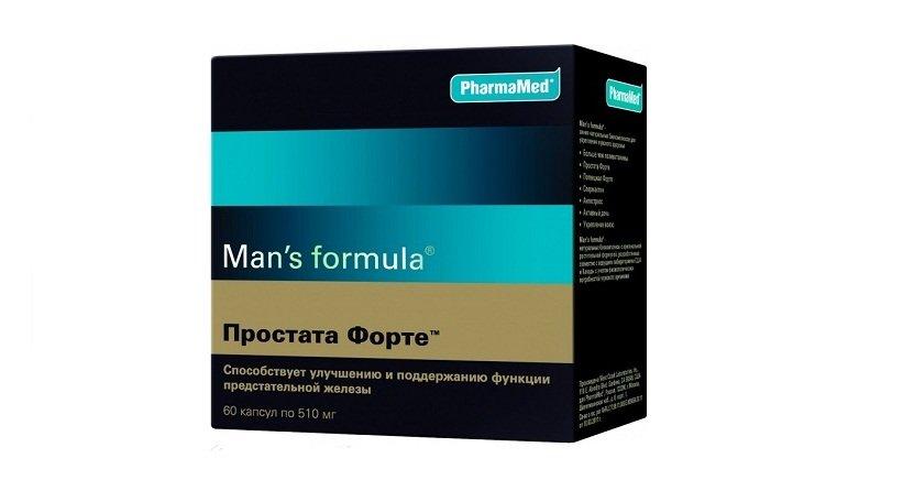 Препарат Простата Форте для мужчин