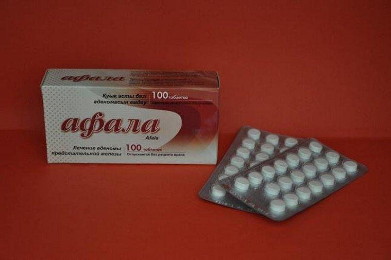 Лекарство «Афала» от простатита: особенности лечения и отзывы