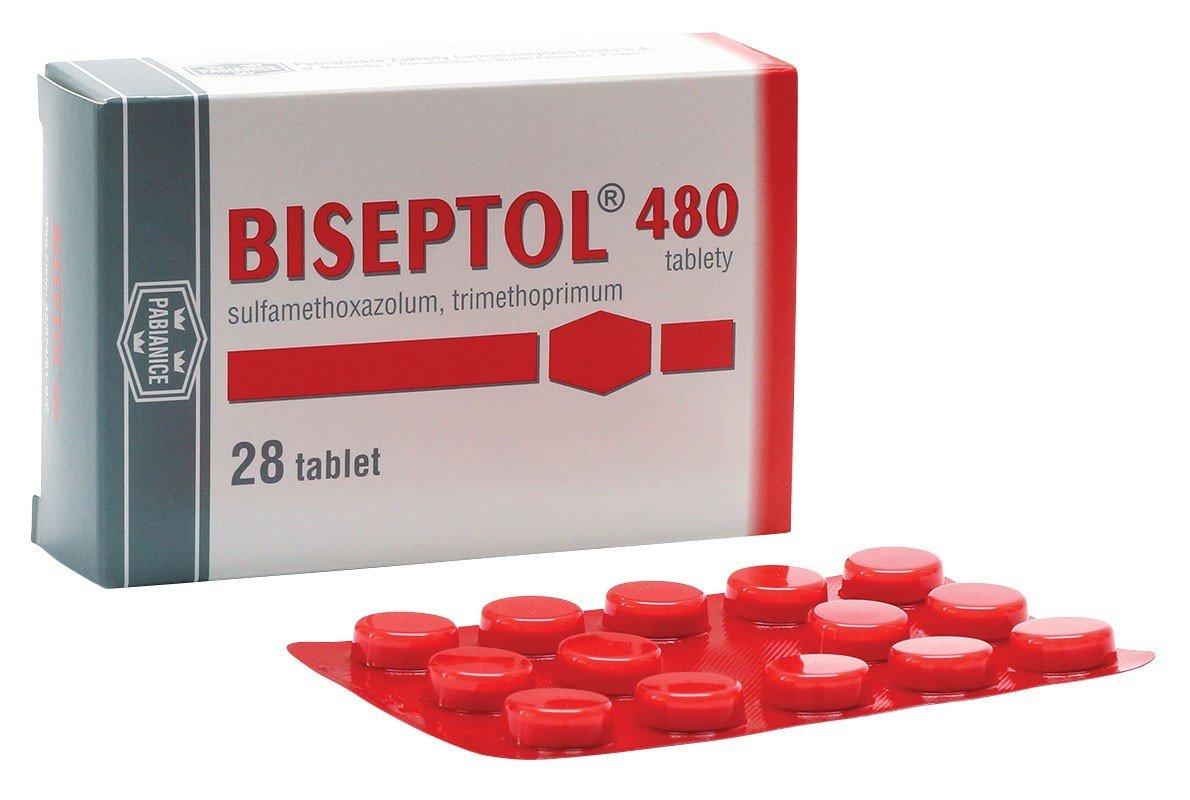 Бисептол для лечение простатита диадэнс простатит отзывы