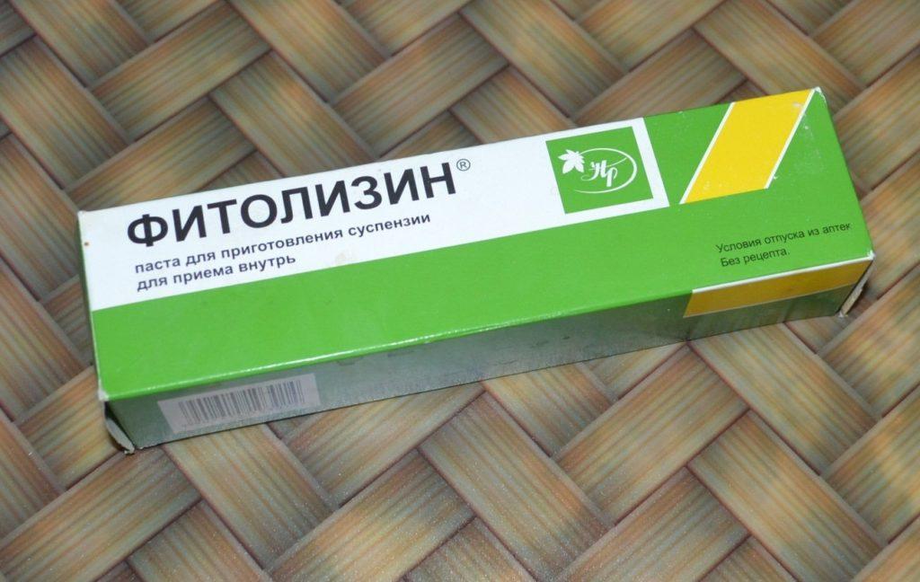 Фитолизин при простатите у мужчин: отзывы, описание и инструкция по применению