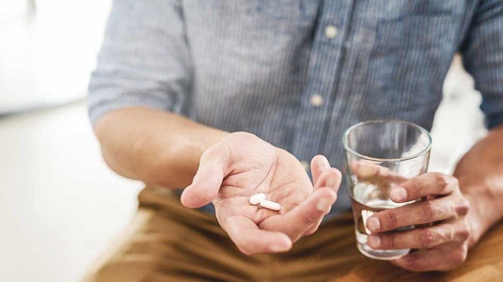 Схема лечения при простатите