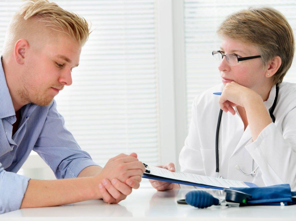 Схема лечения простатита с помощью Левофлоксацина