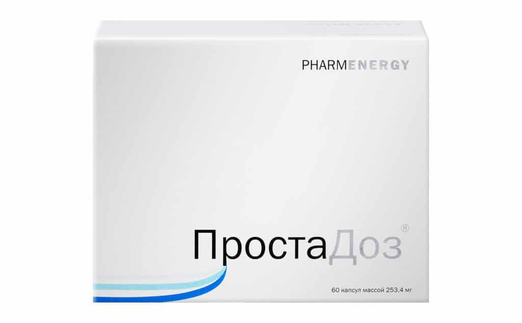 Состав препарата Простадоз
