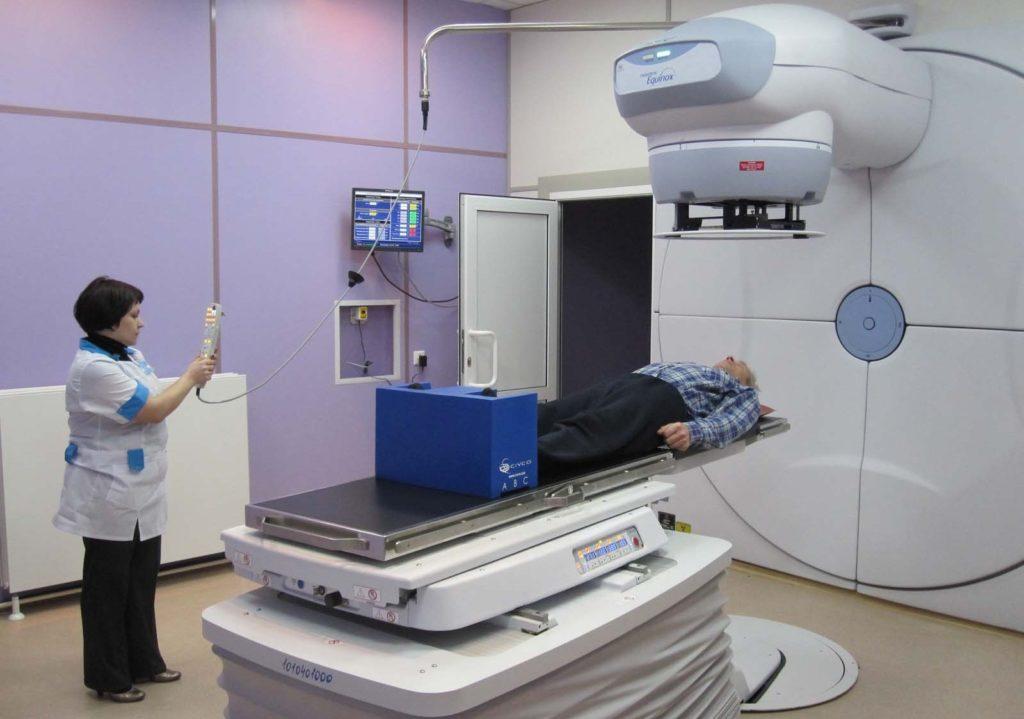 Рецидив рака простаты после радиотерапии