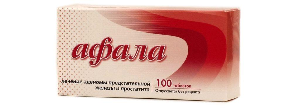 Фитопрепараты для симптоматического лечения аденомы простаты