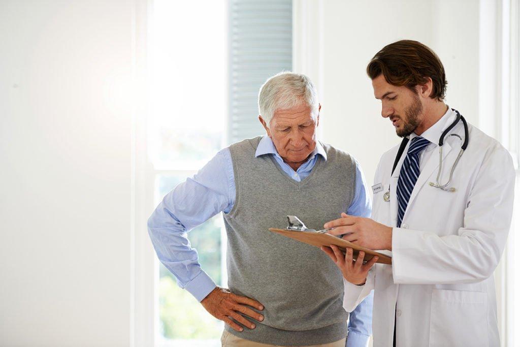 Принцип лечения рака простаты гормонотерапией