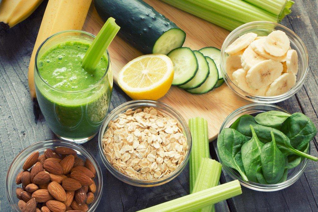 Диета при простатите и аденоме простаты меню и разрешенные продукты