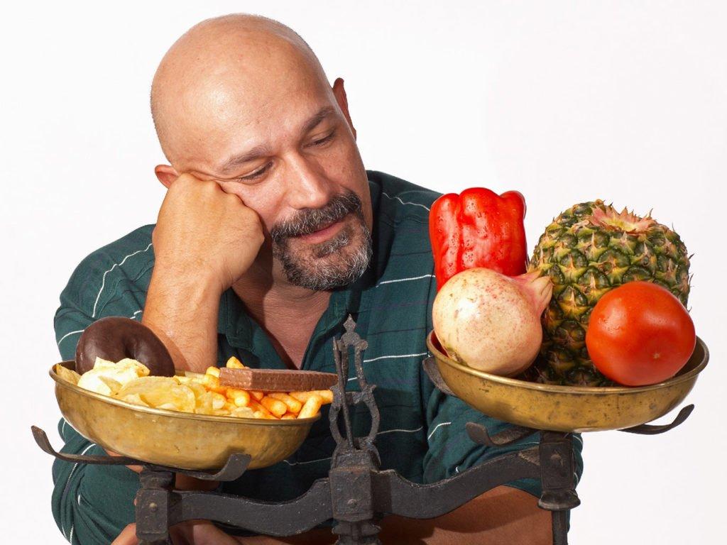 Диета при раке простаты: разрешенные и запрещенные продукты
