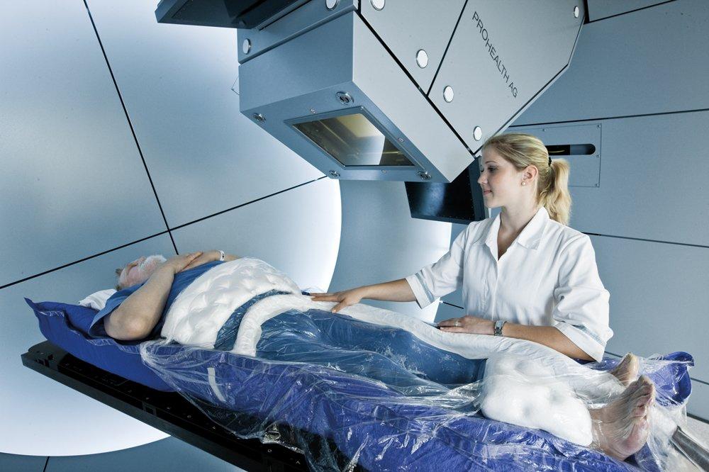 Протонная терапия при раке простаты