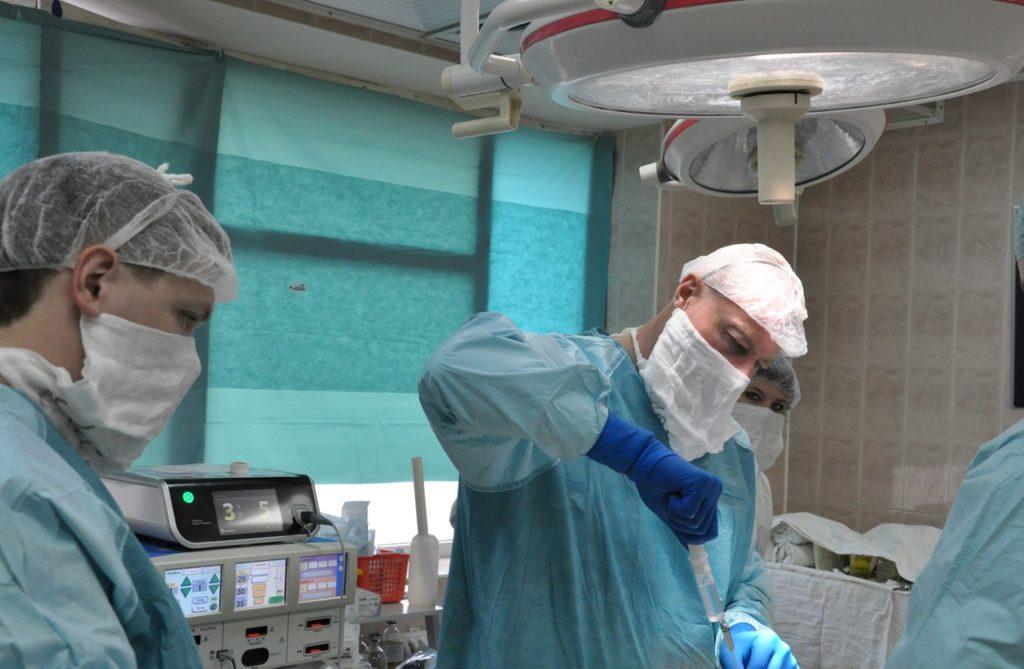 Суть хирургического вмешательства при аденоме простаты