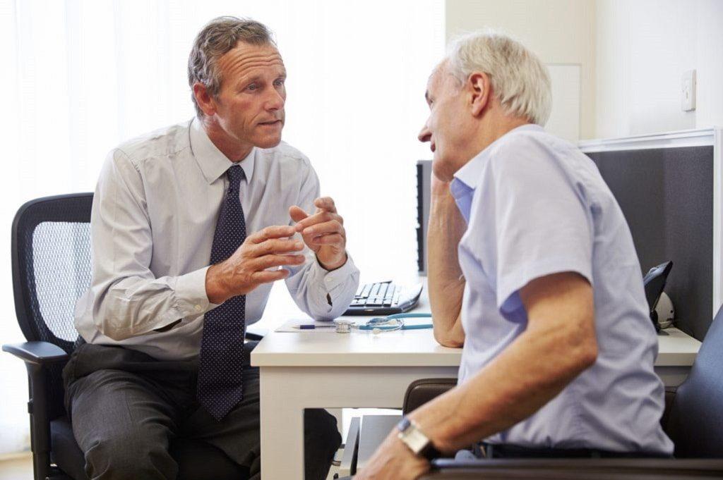 Рецидив рака простаты у мужчин после лучевой терапии или операции