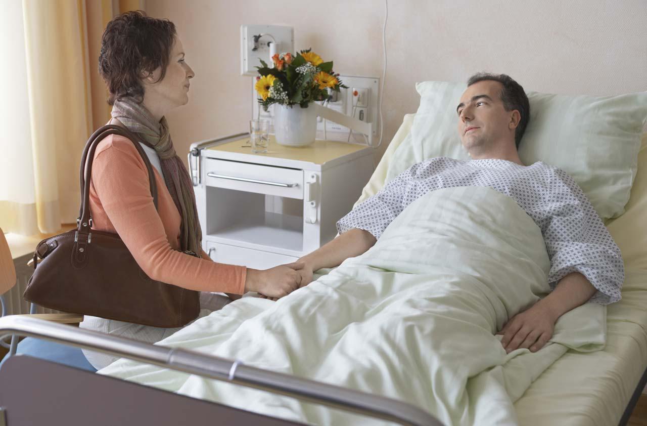 Смотреть картинки в больнице