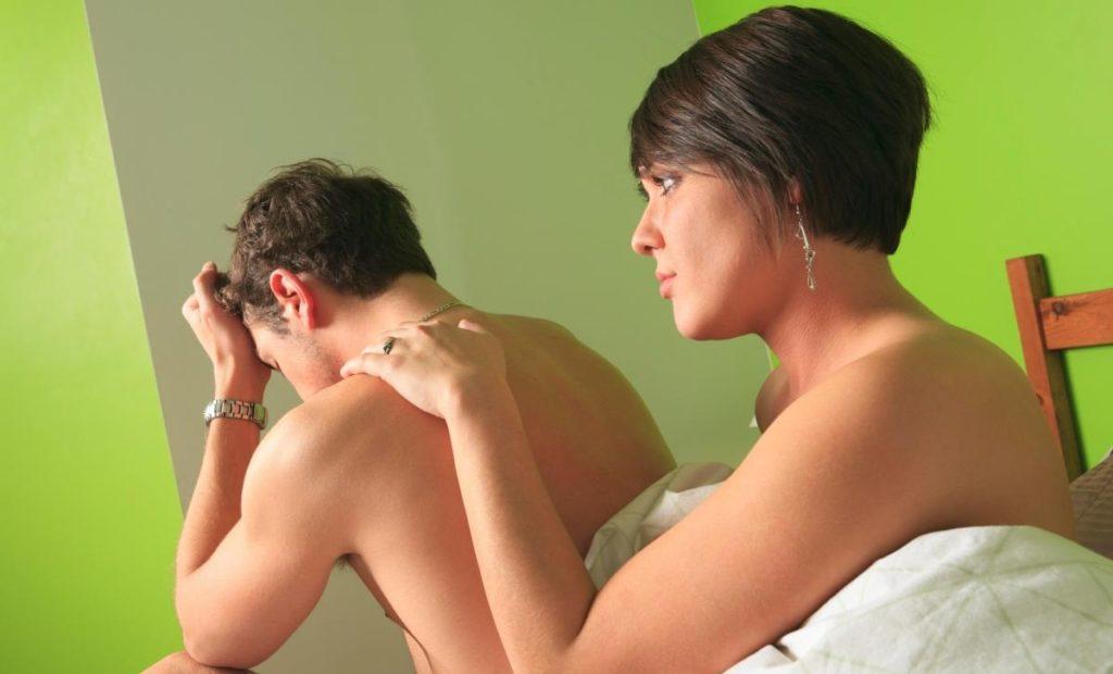 Осложнения при гидроцеле яичка у мужчин