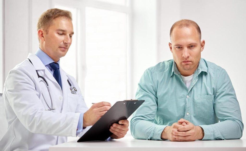 Когда следует обращаться к врачу